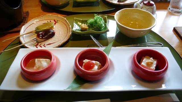 Kodaiji-Hashiba tofu